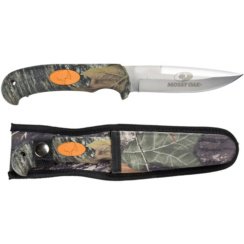 "Mossy Oak Pro Hunter 4"" Skinning Knife"