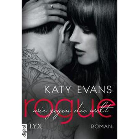 Rogue - Wir gegen die Welt - eBook (X Men Rogue Wig)