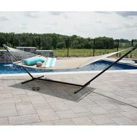 Vivere Poolside Double Hammock POOL26 Deals