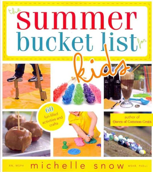 The Summer Bucket List for Kids