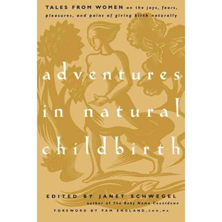 Adventures In Natural Childbirth  Tales From Women On The Joys  Fears  Pleasures  And Pains Of Giving Birth Naturally