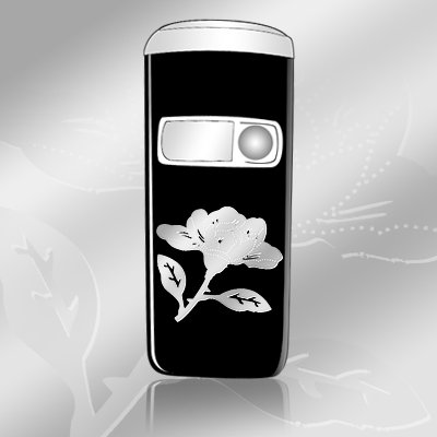 Metallic Sticker for Mobile Phone NDS MP4 Blossom - image 1 de 1