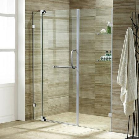Tub Door Clear Glass - Vigo 48