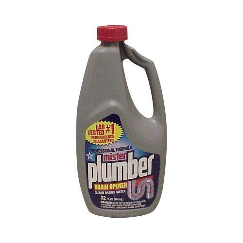 Mister Plumber Drain Opener, 32 oz