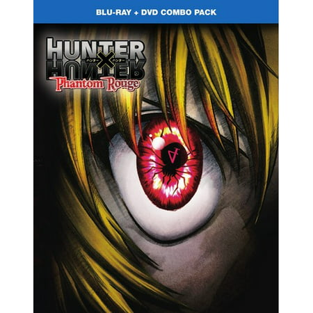 Hunter x Hunter: Phantom Rouge (Blu-ray + DVD) (Hunter X Hunter Phantom Rouge English Sub)