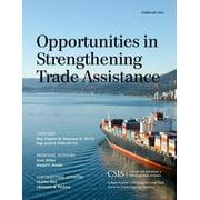 Opportunities in Strengthening Trade Assistance - eBook