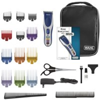 Wahl Color Pro 21-Piece Cordless Hair Clipper Set - Model #9649