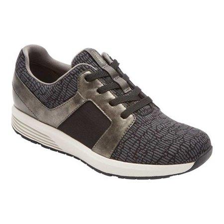 Women's Rockport Trustride Knit Tie Sneaker ()