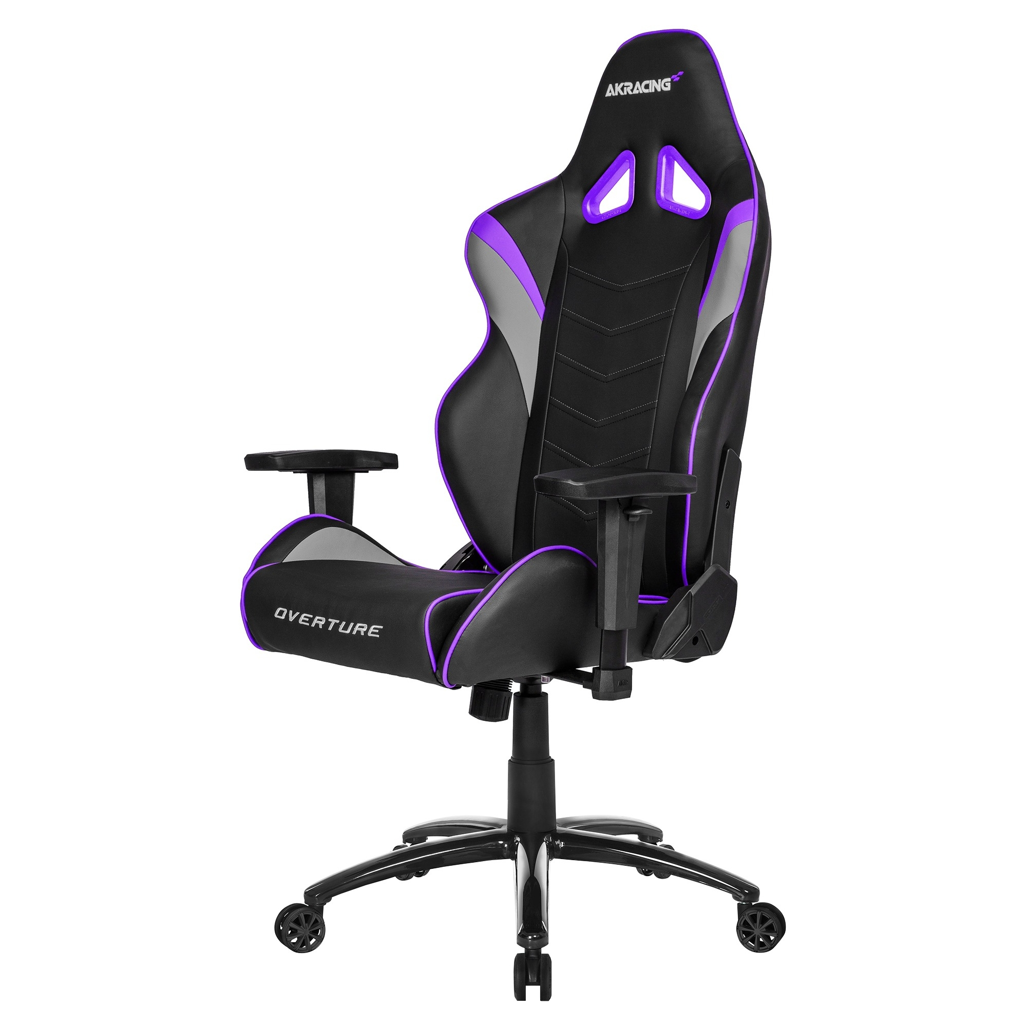 Image of ERGONOMIC GAMING CHAIR INDIGO ADJ ARMS ND HEIGHT RECLINE PLEATHER