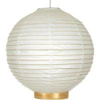 Oriental Furniture Maru Bamboo Lanterns, Traditional, Japanese, hanging lantern, bamboo, natural fiber