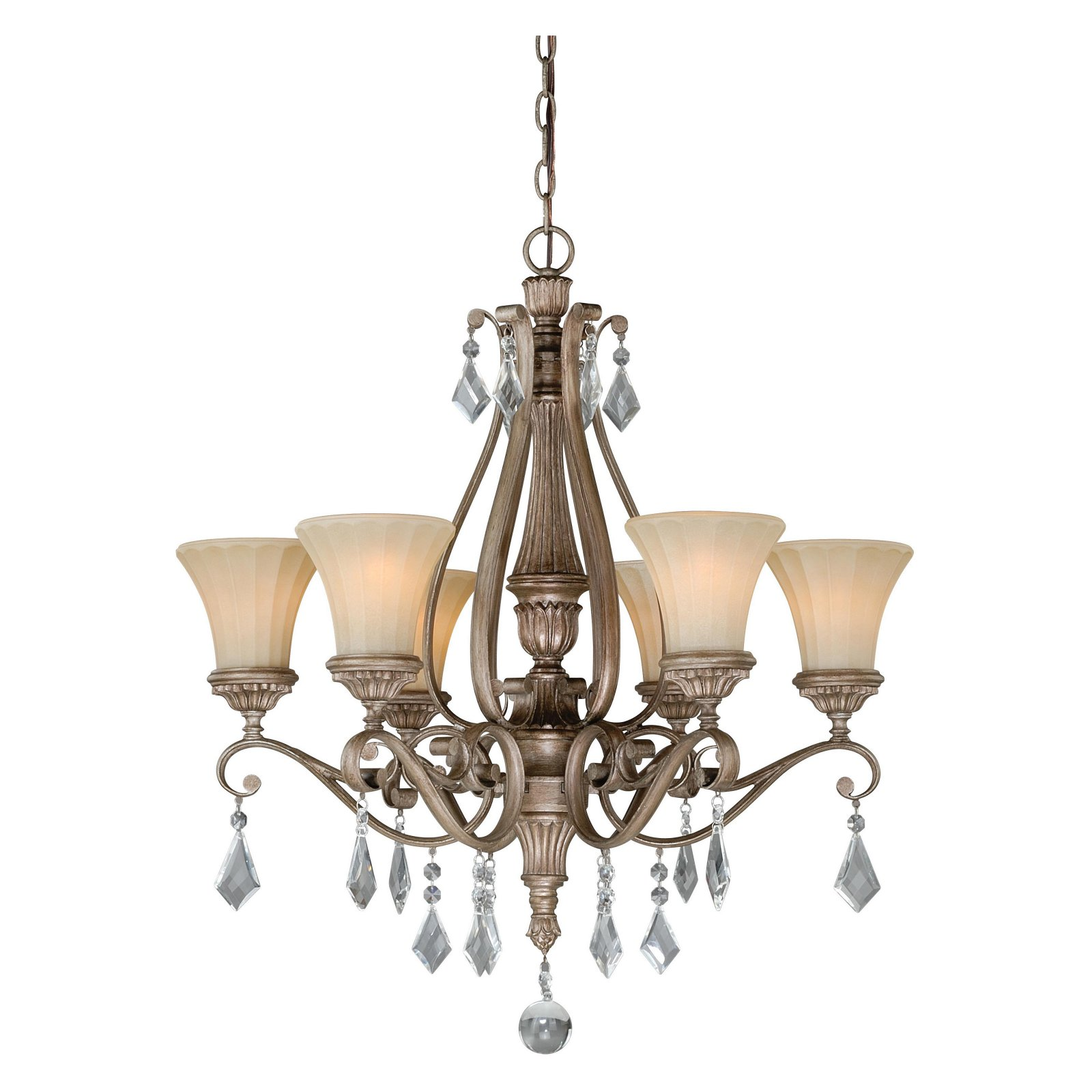 Vaxcel Lighting Avenant H0139 Chandelier