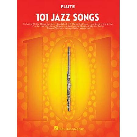101 Jazz Songs for Flute (Halloween Songs For Flute)