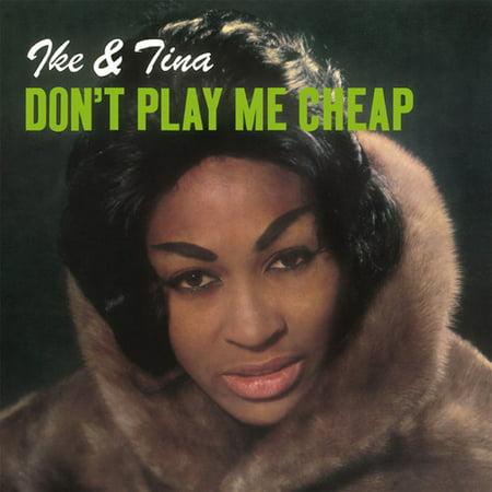 Ike Turner Halloween (Don't Play Me Cheap (Vinyl))
