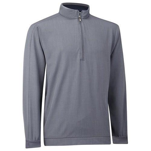 New Ashworth Stretch Wind Half Zip Golf Pullover WARM & COMFORABLE - Pick Jacket