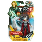 "Thor The Mighty Avenger Thor 4"" Action Figure #7 [Hammer Smash]"