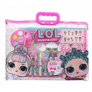 LOL Surprise Stationery & Paint Tote Set