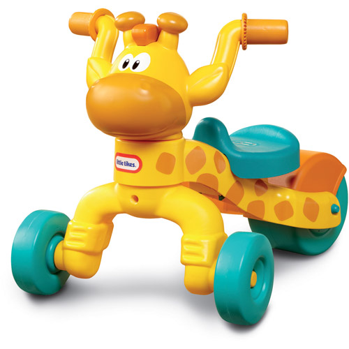 Little Tikes Go and Grow Lil' Rollin' Giraffe Ride-on by Generic