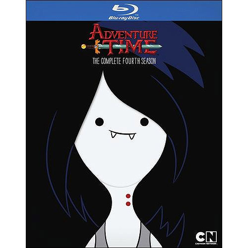 Adventure Time: The Complete Fourth Season (Blu-ray) (Widescreen)