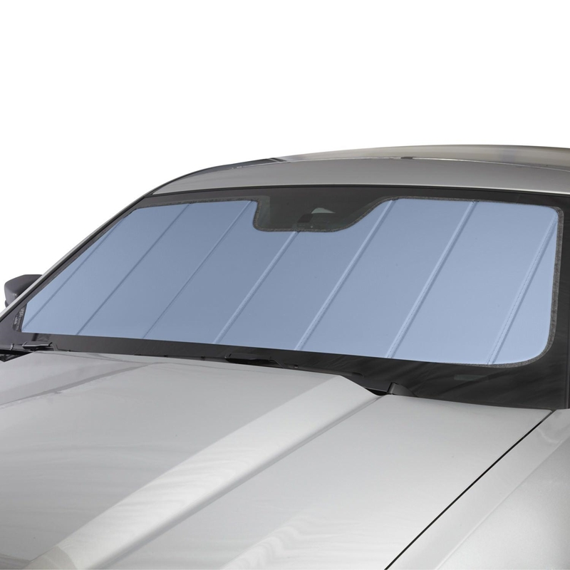 UVS100 Heat Shield Custom Sunscreen - Blue Metallic