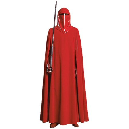 Supreme Edition Imperial Guard Star Wars Costume for Men - Size STANDARD (Supreme Costume)