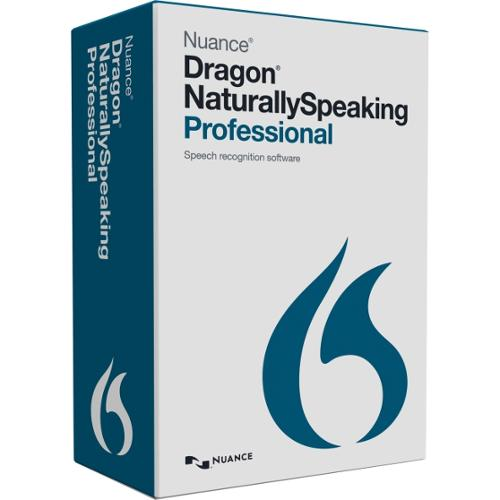 Nuance Dragon NaturallySpeaking v.13.0 Professional (Academic) - 1 User