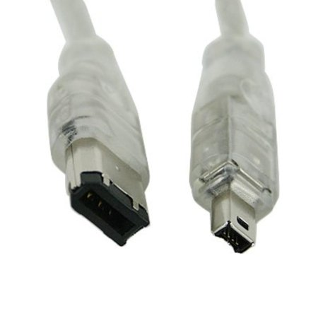 FIREWIRE DV CABLE CAMCORDER FOR CANON SONY SHARP JVC, IEEE 1394 FullyWalmartpliant andWalmartpatible with proposal 1394A Supports IEEE 1394 transfer rates.., By Generic,USA ()
