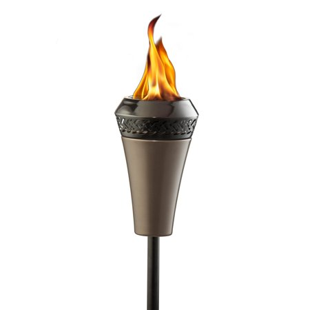 Tiki Island King Large Flame 66 in. Outdoor Torch