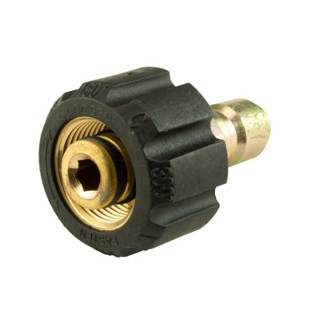 Erie Tools Pressure Washer Twist Connect M22 X 3/8