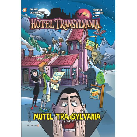 Hotel Transylvania Graphic Novel Vol. 3 : Motel Transylvania ()