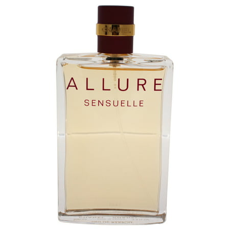 Chanel Allure Sensuelle Eau De Parfum Spray, Perfume for Women, 3.4