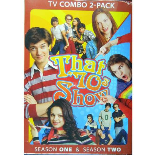 THAT 70s SHOW SEASON: ONE AND TWO