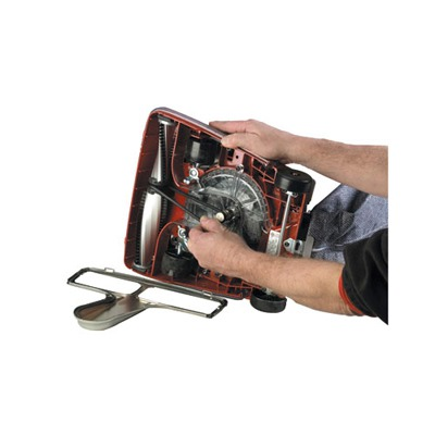 Replacement Motor Belt For Use With Rubbermaid Manual Vac...