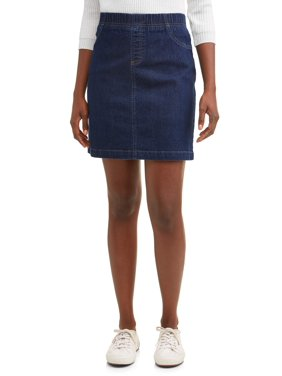 3b539a789a Product Image Women's Stretch Denim Skort