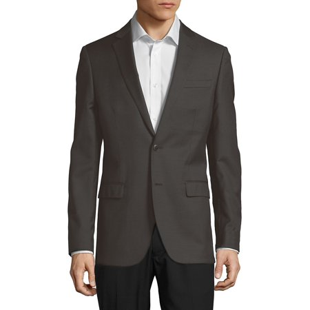 Traveler Wool Suit Jacket