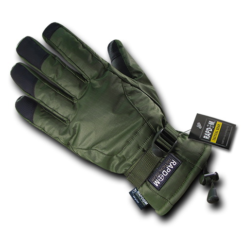 Rapid Dominance T57 Breathable Winter Gloves-Olive D-L by Rapid Dominance