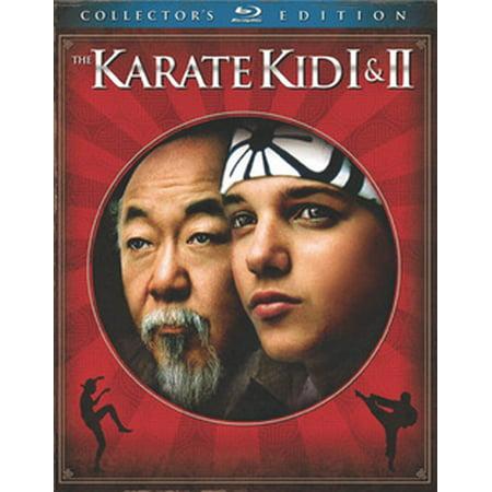 Karate Kid 1&2 (Blu-ray) (Kit Blu Ray)