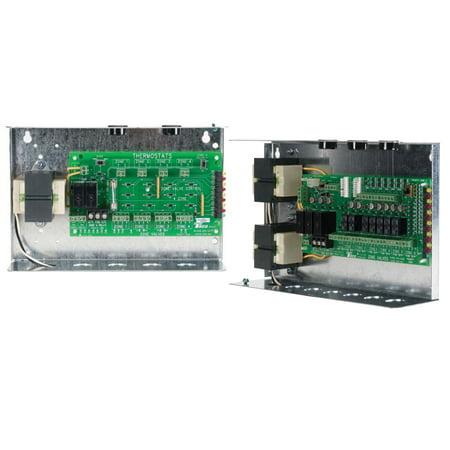 Taco Comfort Solutions ZVC403-4 Taco Zone Valve Relay/3-Zone (Zone Valve Installation)
