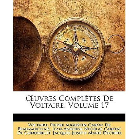 Uvres Compltes de Voltaire, Volume 17