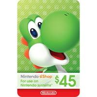eCash - Nintendo eShop Gift Card $45 (Digital Download)