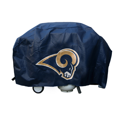 Los Angeles Rams NFL Deluxe Grill Cover