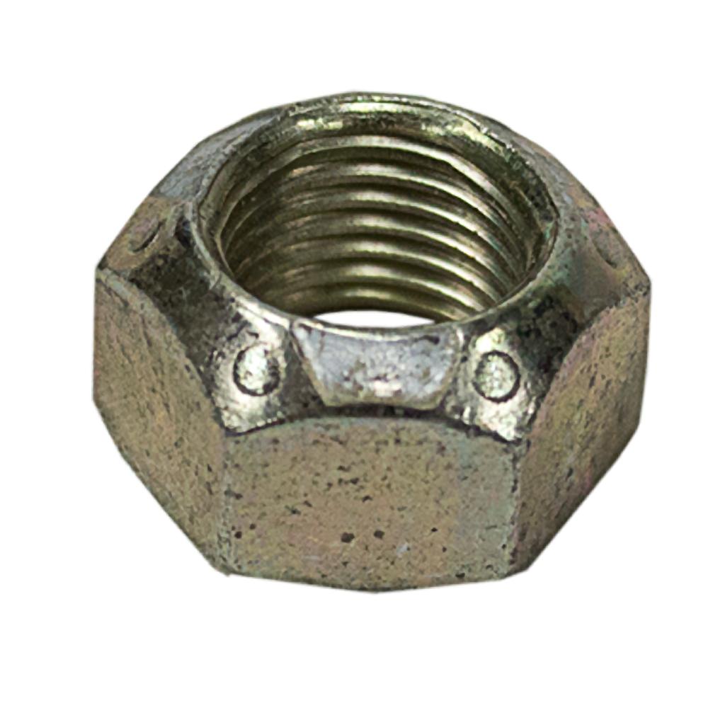 John Deere Original Equipment Lock Nut #B30963
