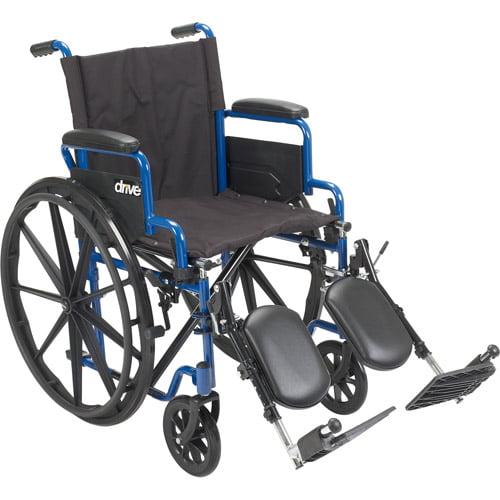 sc 1 st  Walmart & Medline Excel Reclining Wheelchair 1ct - Walmart.com islam-shia.org