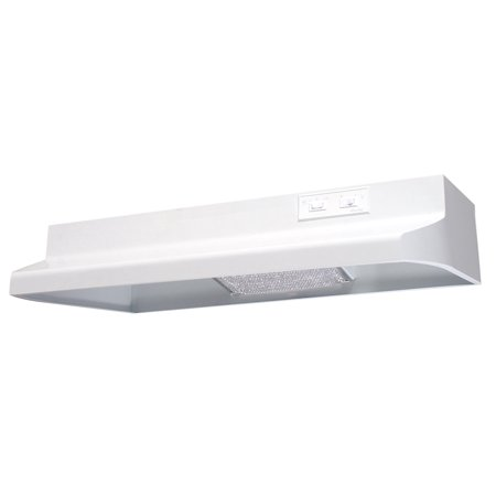 AIR KING AMERICA AR1305 Advantage 180 CFM Under Cabinet Range Hood, - Almond Advantage Under Cabinet Hood