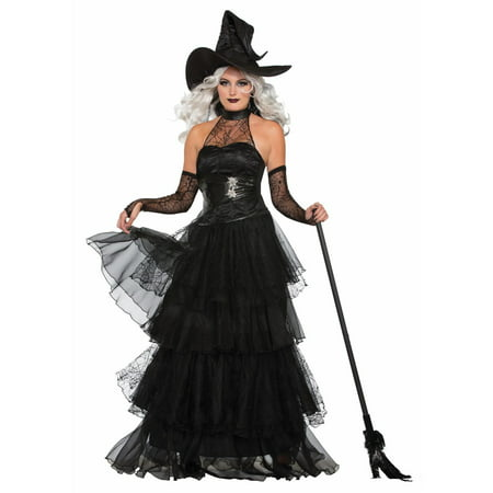 Ember Witch Adult Costume (Mens Witch Costume)