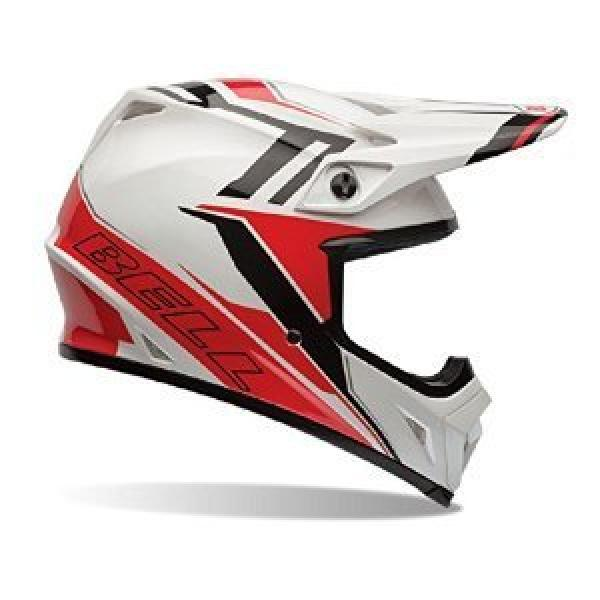 Bell Barricade Men's MX-9 Off-Road Motorcycle Helmet Red / 2X-Large