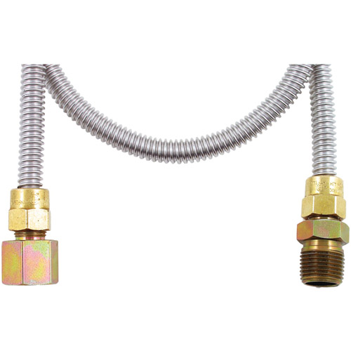 Dormont Gas Dryer and Water Heater Flex-Lines