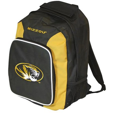 NCAA Southpaw Backpack - University of Missouri Tigers