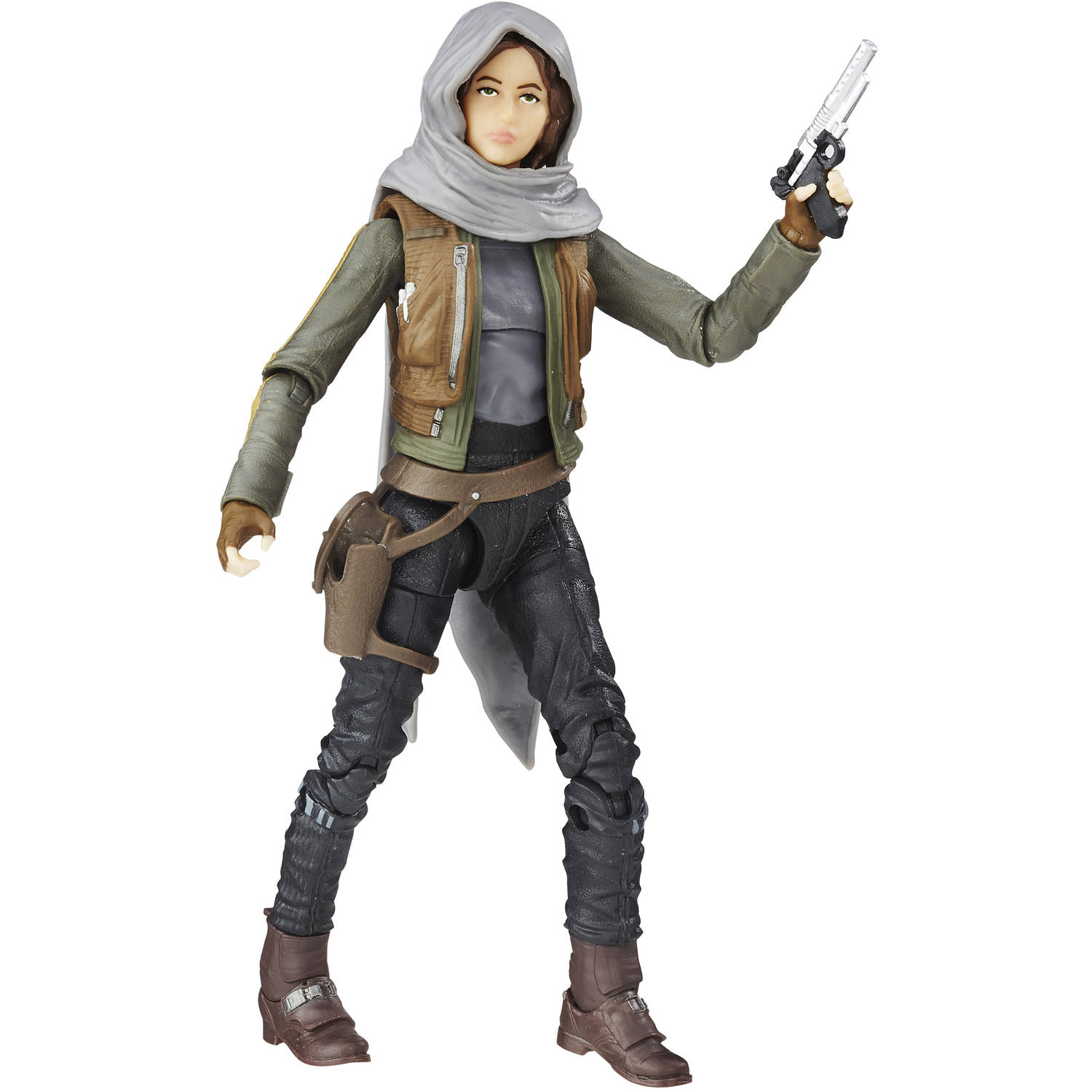 Star Wars The Black Series Rogue One Sergeant Jyn Erso