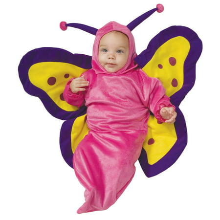 Butterfly Bunting Costume - 0-9 Months for $<!---->