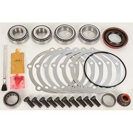 JEGS 61212 Complete Differential Installation Kit Ford 9 in. (Trac Loc)